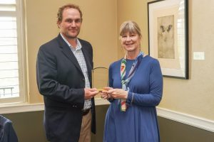 Innovative Teaching Award Winner Michael Sloan
