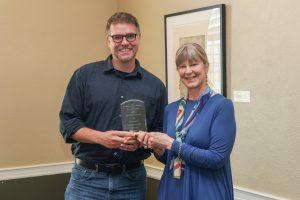 Innovative Teaching Award Winner Eric Stottlemeyer