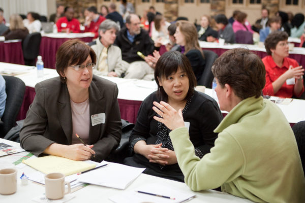 Faculty discussion