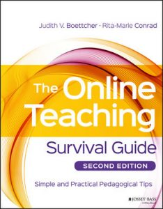 Online Teaching Survival Guide Book Cover