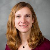 Wake Forest Department of Mathematics headshots, Thursday, February 24, 2011. Sarah Mason.