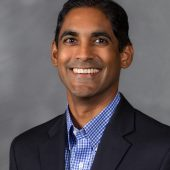 New faculty headshots during orientation, Wednesday, August 14, 2013. John Sumanth, Business.