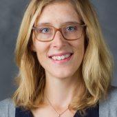 Wake Forest new faculty headshots, Thursday, August 14, 2014. Stephanie Koscak.