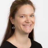 Wake Forest economics professor Amanda Griffith poses for a studio portrait on Monday, December 1, 2014.