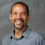 Wake Forest new faculty headshots, Wednesday, August 14, 2019. Phil Anderson.