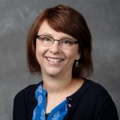 Wake Forest new faculty headshots, Wednesday, August 14, 2019. Debbie French.