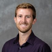 Wake Forest new faculty headshots, Wednesday, August 14, 2019. David Geary.