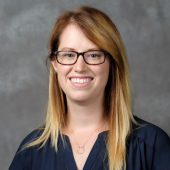 Wake Forest new faculty headshots, Wednesday, August 14, 2019. Melissa Kenny.