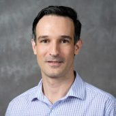 Wake Forest new faculty headshots, Wednesday, August 14, 2019. Marco Sartor.