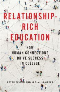 relationship-rich education book cover