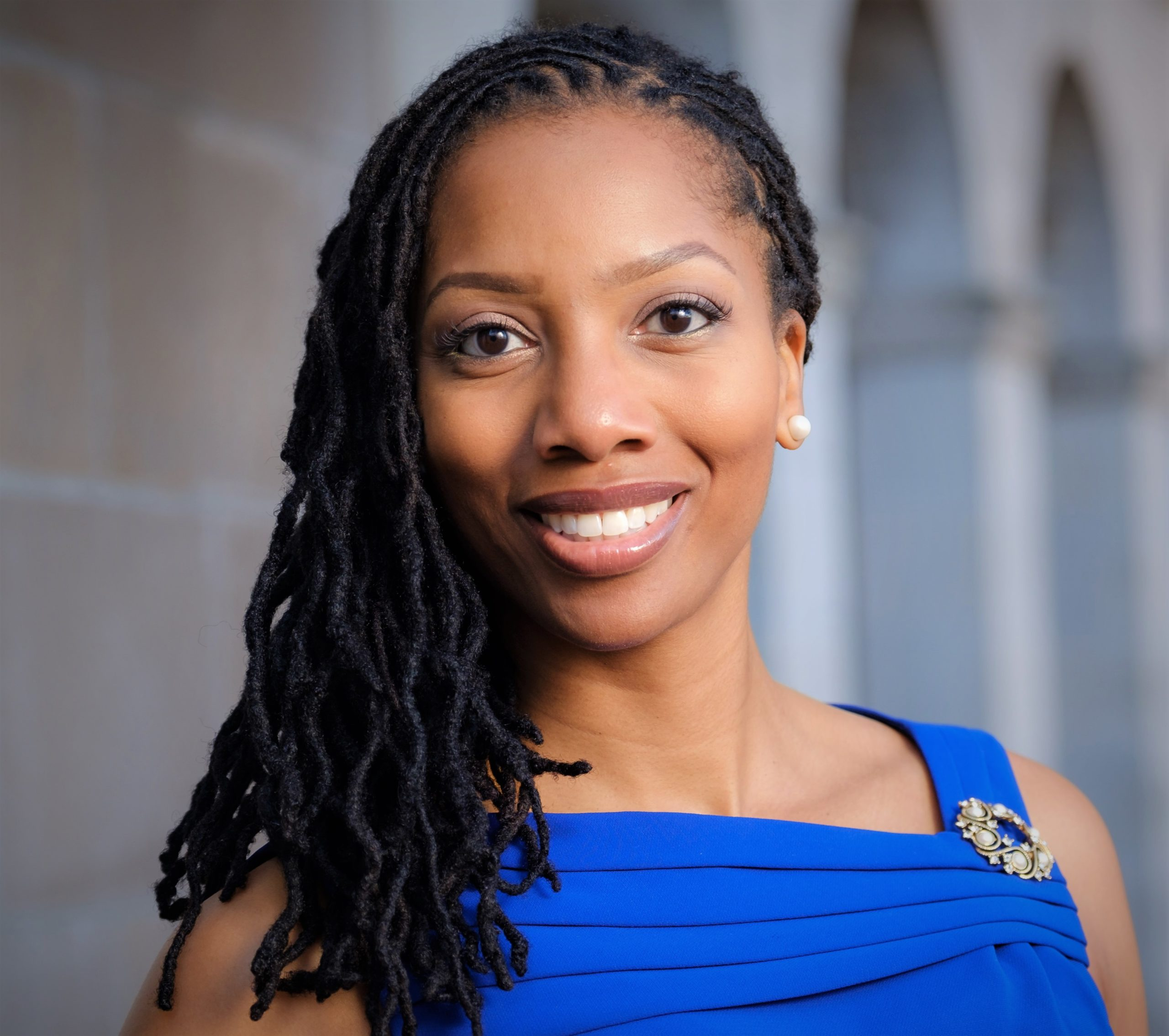 Rev. K. Monet Rice-Jalloh
