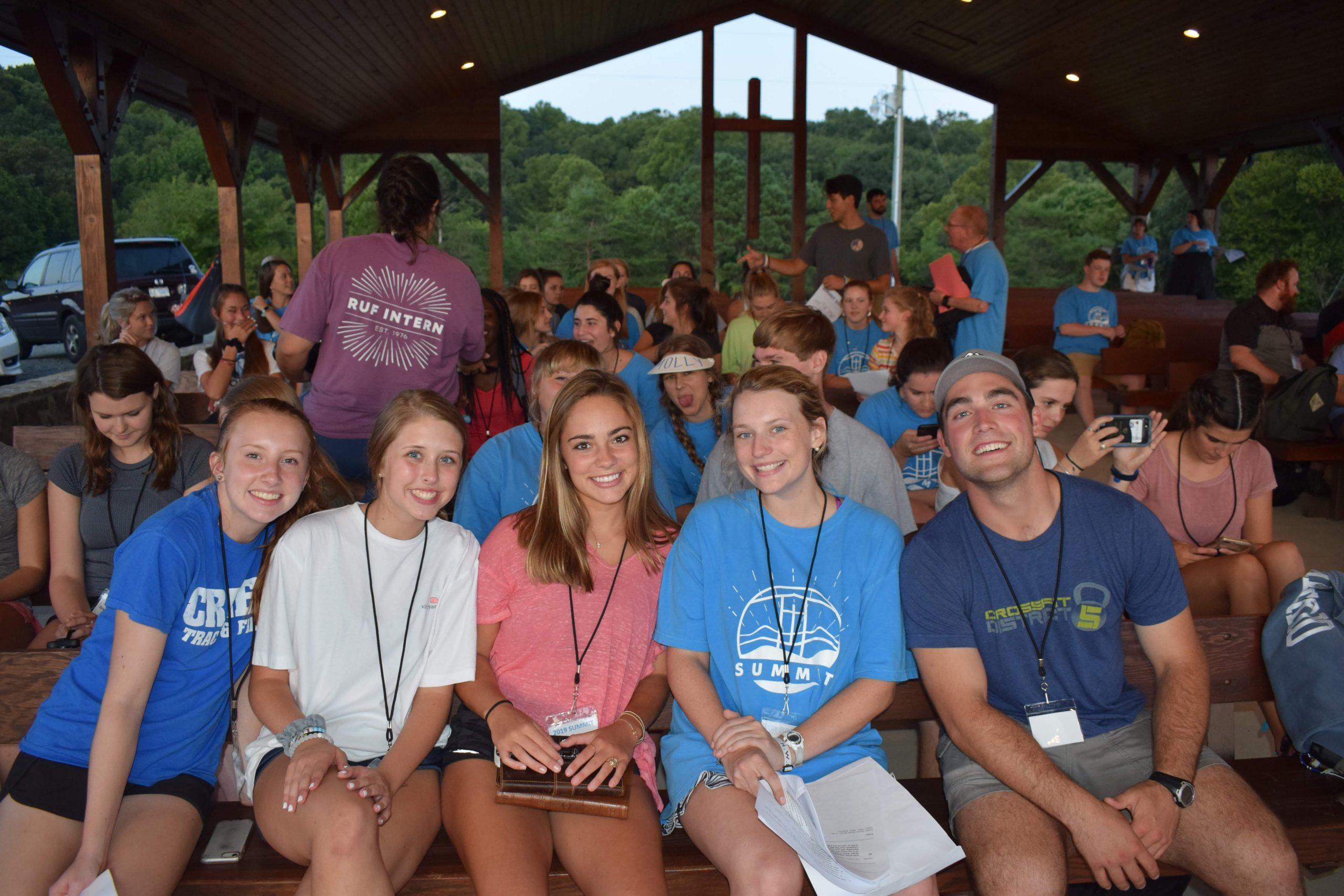 Students at Summit