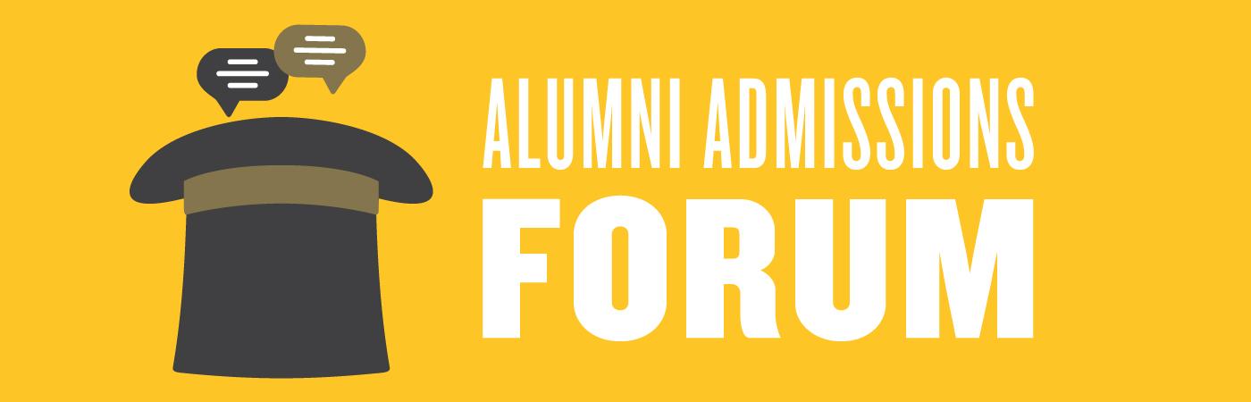 Alumni Admissions