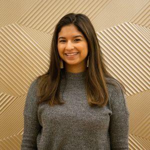 Staff Headshot of Valeria Torres