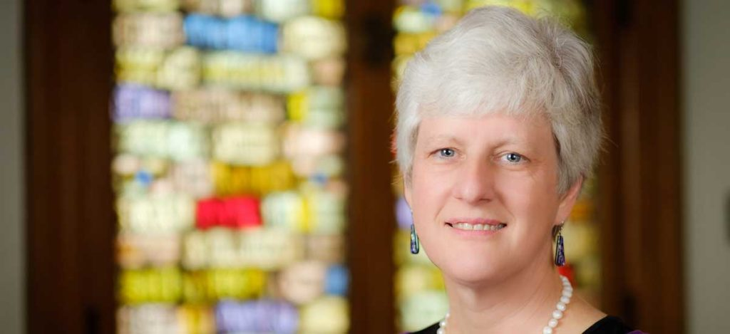 Image of Jill Crainshaw, Interim Dean of Divinity