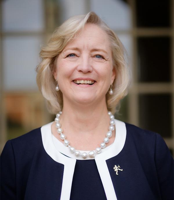 Wake Forest President Susan Wente