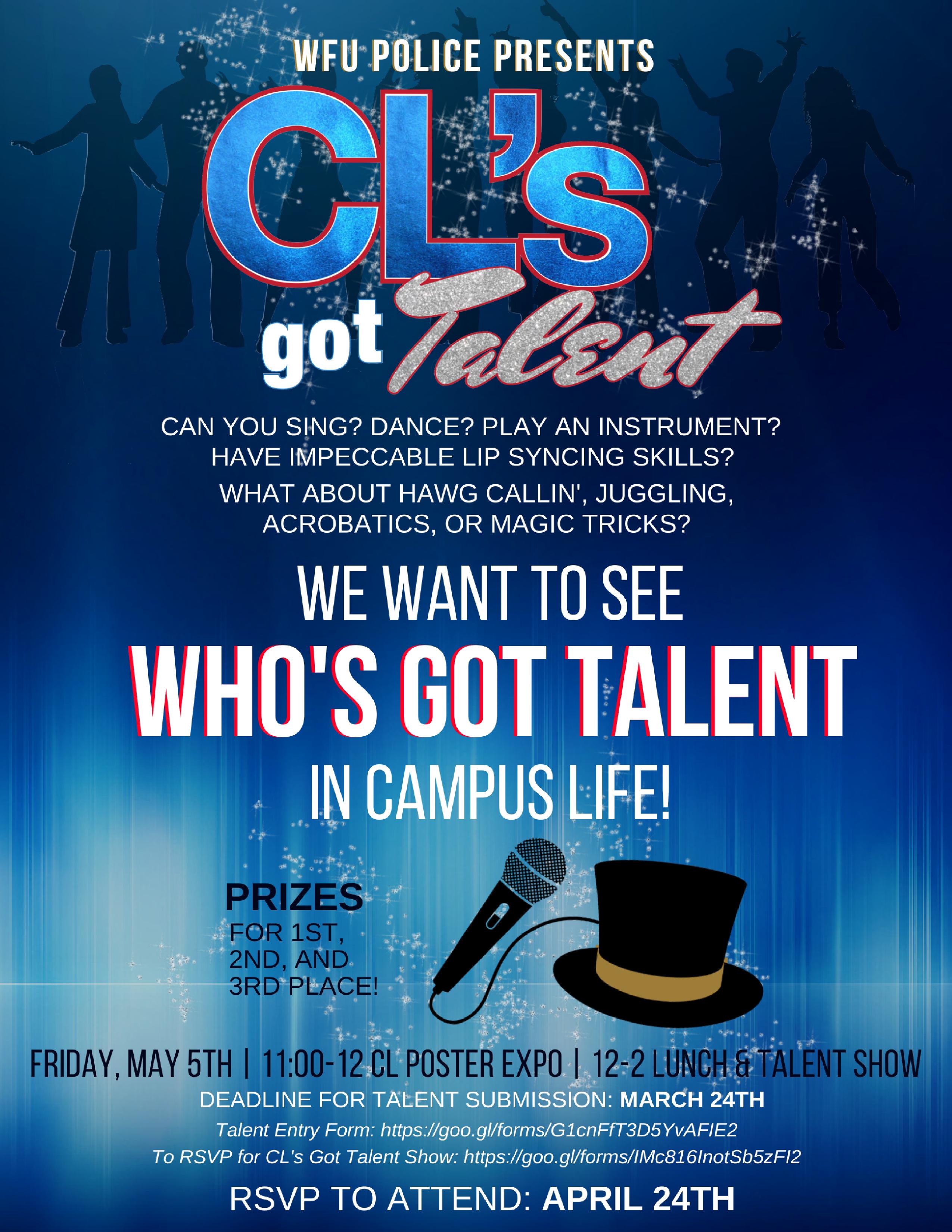 CLs Got Talent1