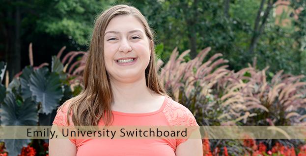 University Switchboard