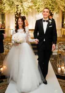 Daniel ('12) and Katy ('12) Marrs