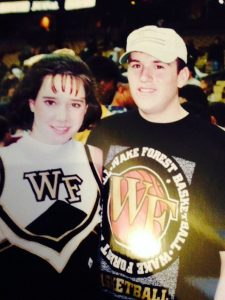 Brent ('00) and Megan ('00) Cann