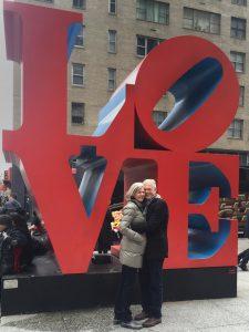 Dave Grundies ('73) and Diane Schneider ('75)