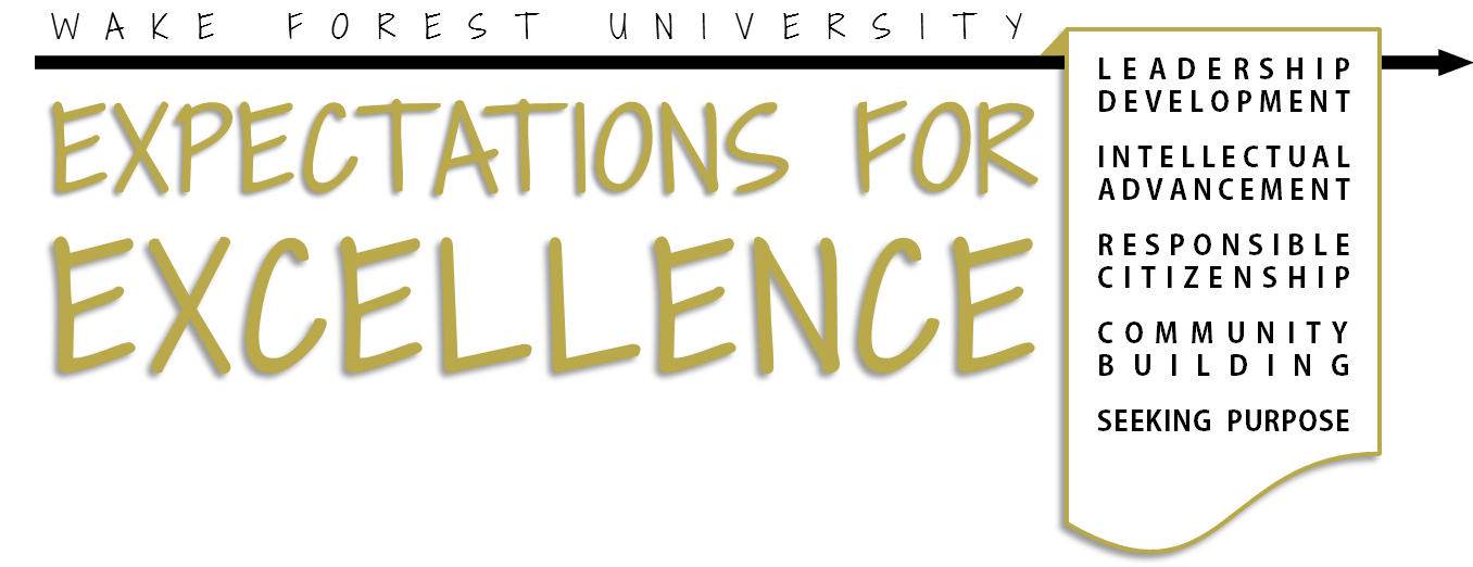 Expectations for Excellence