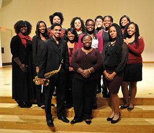 WFU Gospel Choir