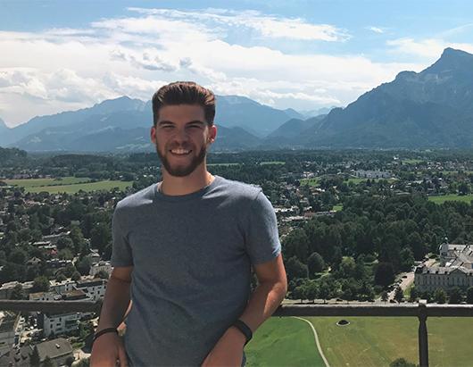 Ben Cochran - 2017 CHARGE student leader