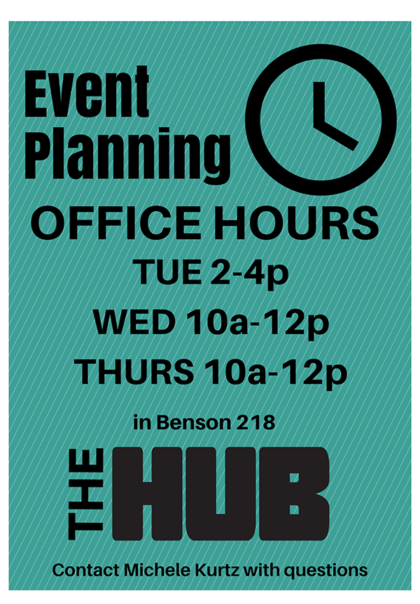 Event Planning Meetings at The Hub