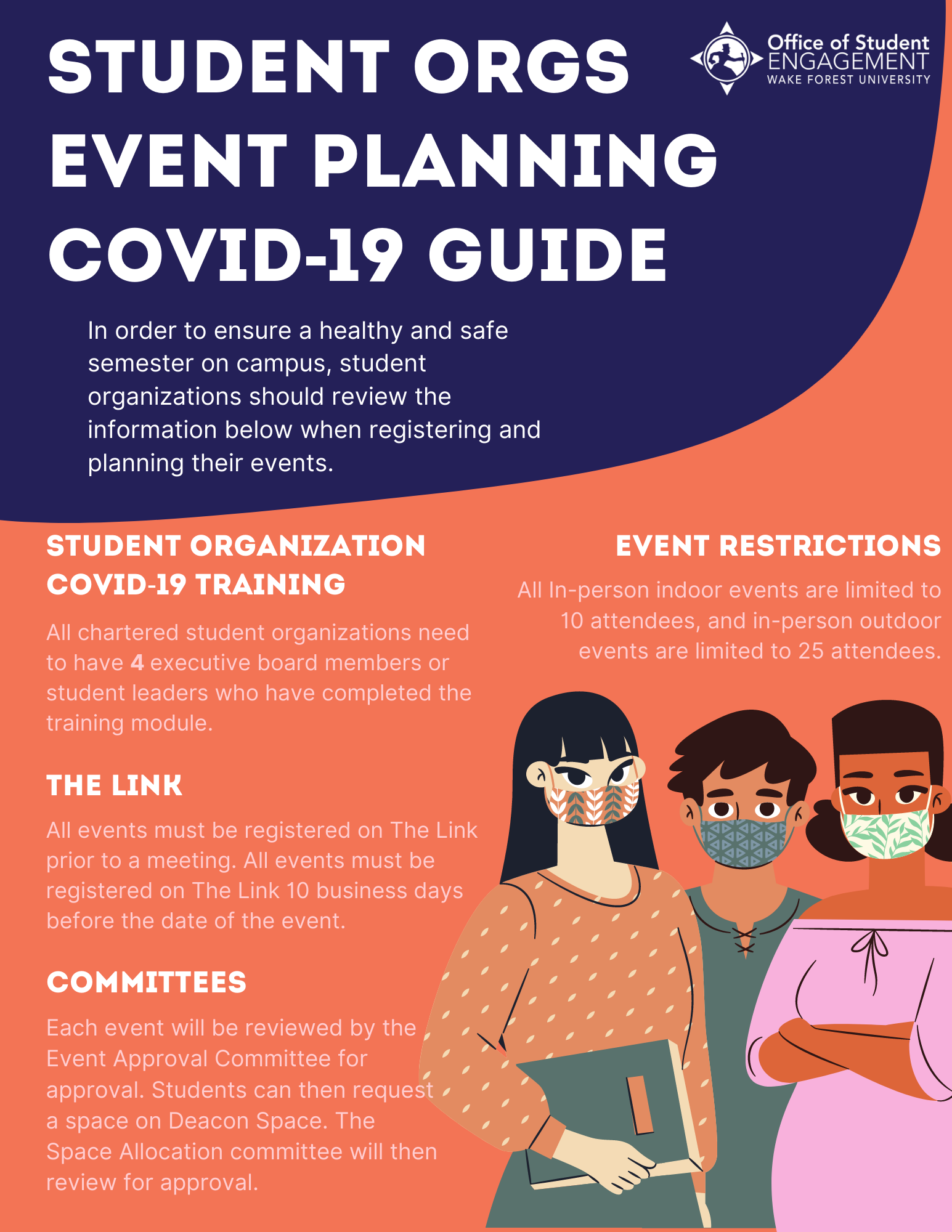 COVID-10 Event Planning guide