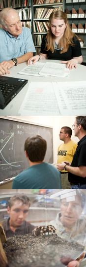 Mentoring undergraduates