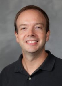 Zak Lancaster, Associate Professor of English