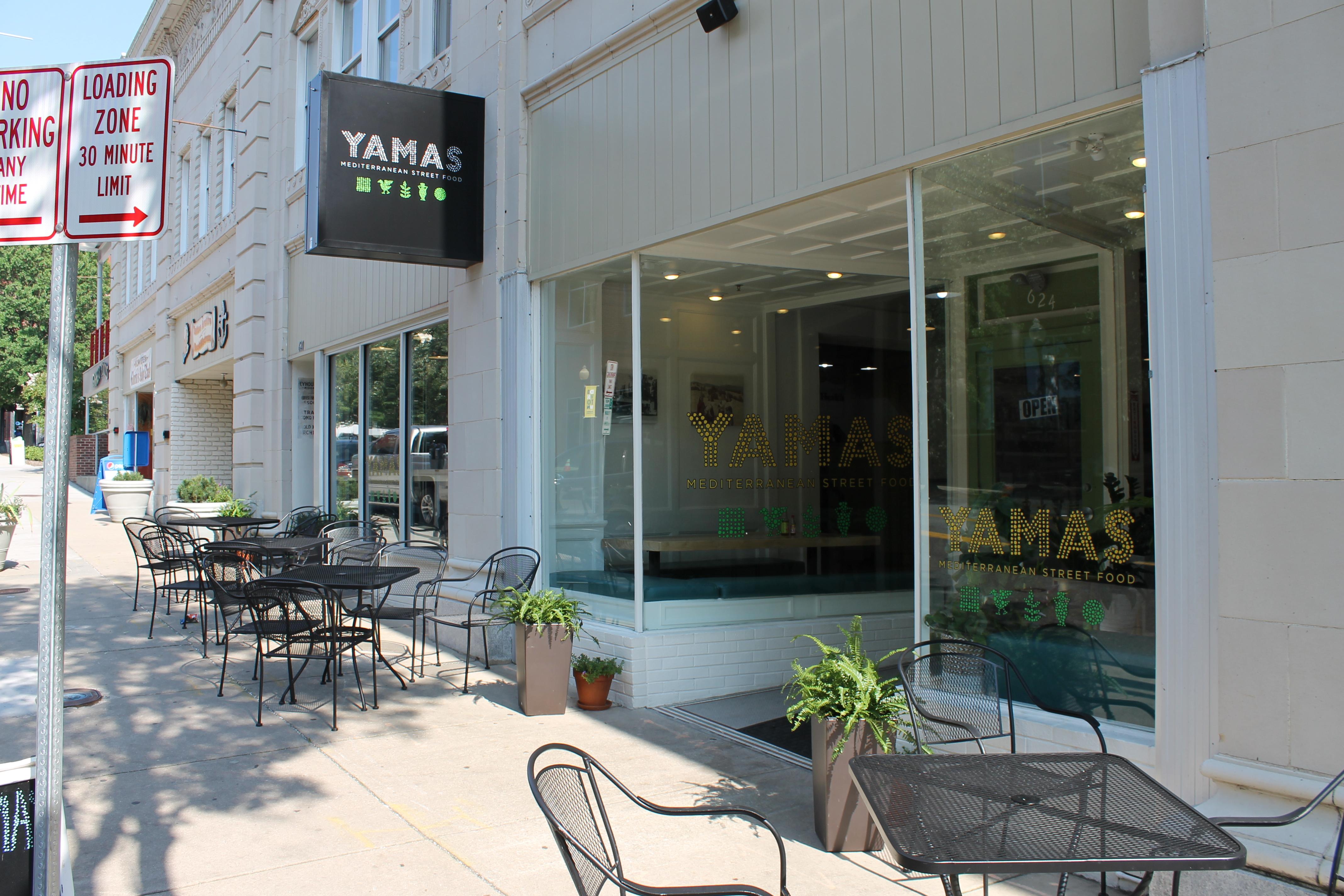Street View of Yamas
