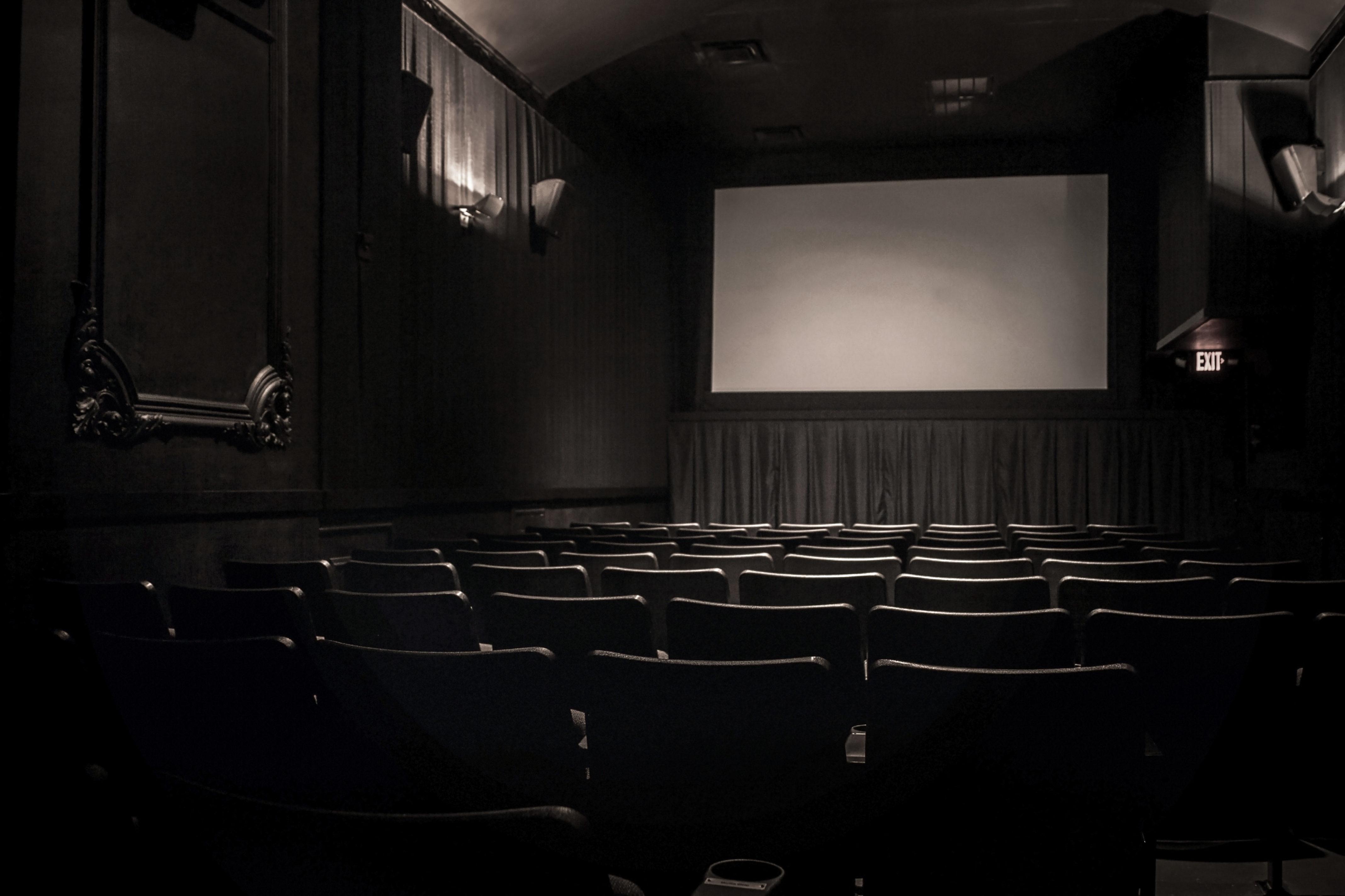 inside of aperture cinema