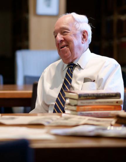 Dr. Ed Wilson, Speaker