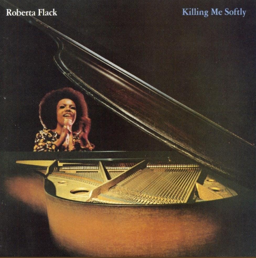 Killing Me Softly Robert Flack Album cover