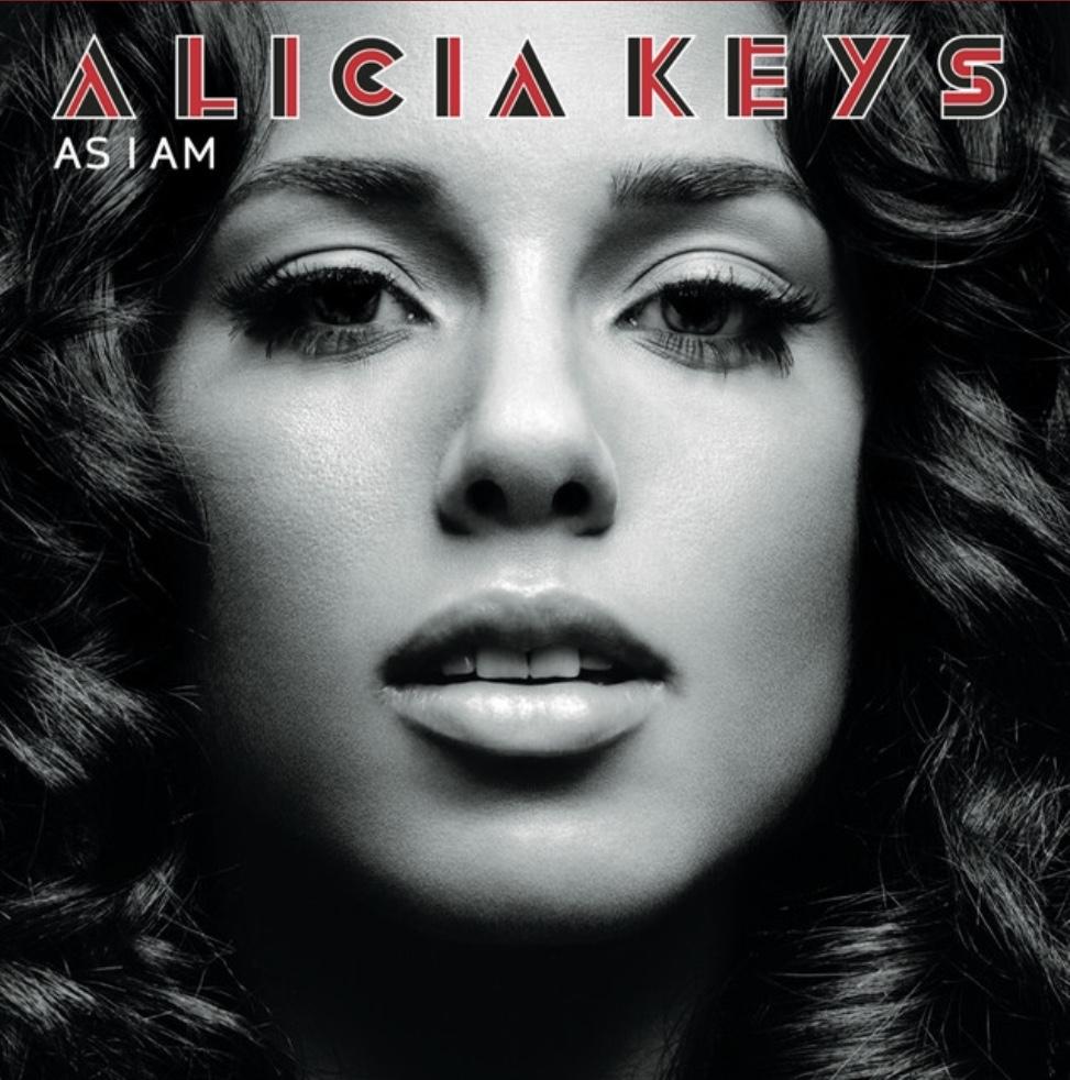 As I Am Album Cover Alicia Keys