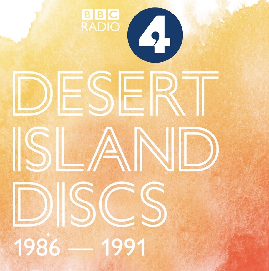 Desert Island Discs 1986-1991 Podcast Cover