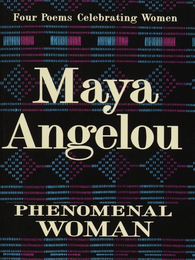 Phenomenal Woman Cover Maya Angelou