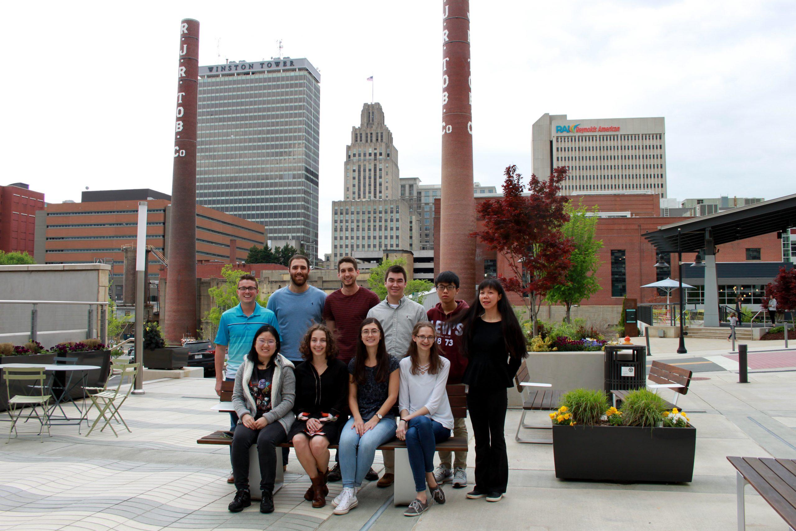 Dr. Ke Zhang's Lab Group
