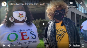 Thumbnail image for Highland Avenue Primary Care Clinic's Health Fair Video
