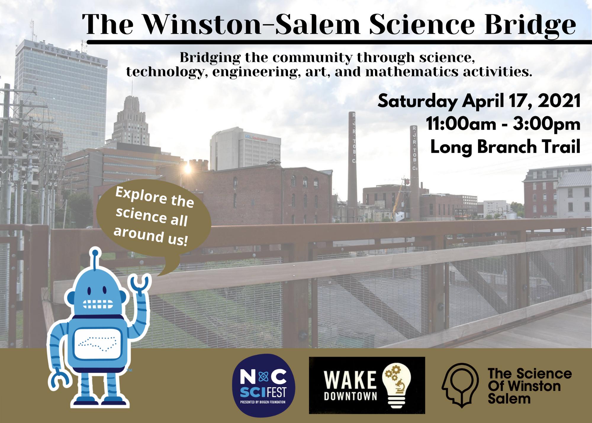 The Winston-Salem Science Bridge Flyer
