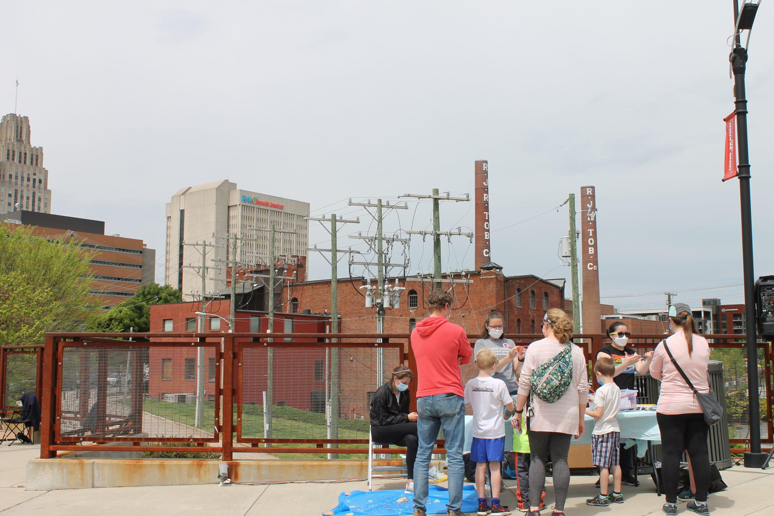 NC Science Festival 2021: The Winston-Salem Science Bridge