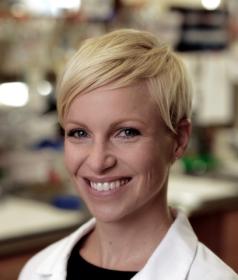 Dr. Sarah Esstman Headshot