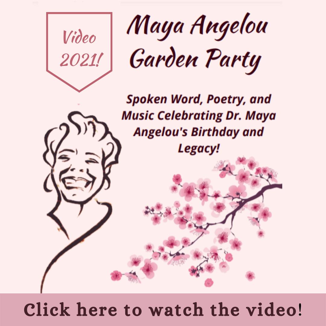 Maya Angelou Garden Party Video