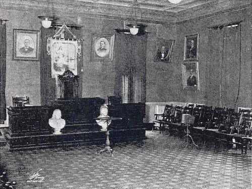 Euzelian Hall