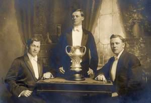 J.B Eller, Buncombe Co., R. S. Pruette, Mecklenberg Co. & S.C. Hilliard, Wake Co.