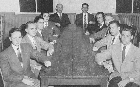 1947-48 Squad