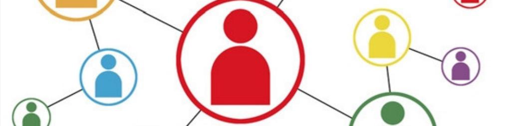 creating connection logo