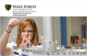 WFU Graduate School Brochure